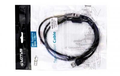 کابل پرینتر لوتوس 1.5 متر HIGH SPEED USB2.0