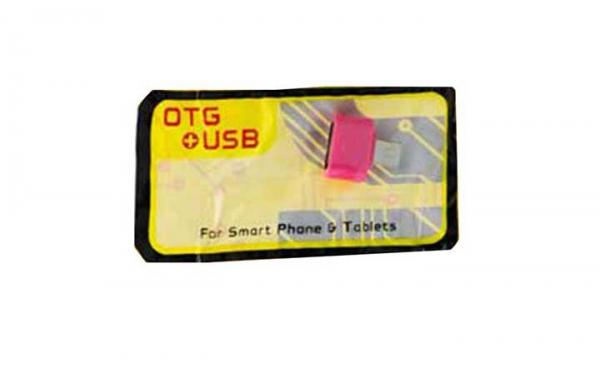 مبدل OTG پک پلاستیکی