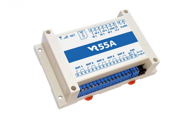 رسیور سیم کارتی ویرا مدل VR55A