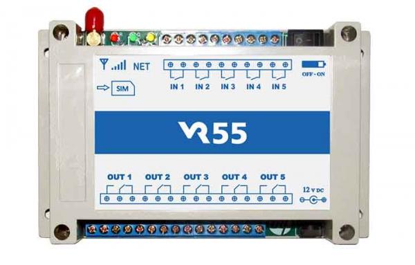 رسیور سیم کارتی ویرا مدل VR55